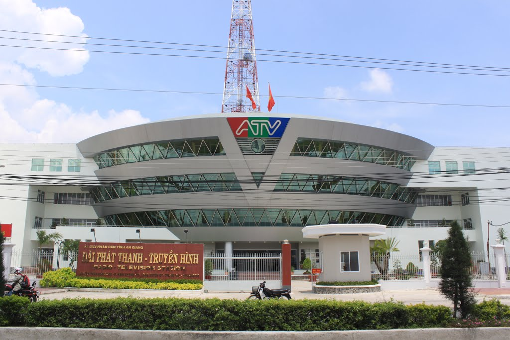 An Giang TV Office