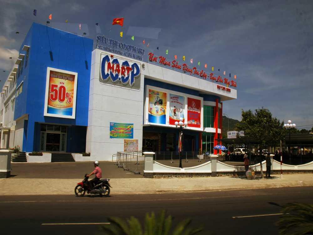 Cam Ranh Co-op Mart Supermarket