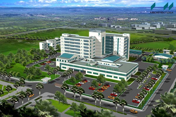 Chau Doc Hospital